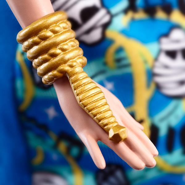 Mattel Monster High DNV68 Кукла Клео де Нил