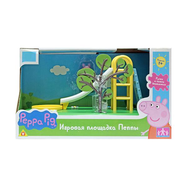 """Peppa Pig 28774 Свинка Пеппа Игровой набор """"Игровая площадка Горка Пеппы"""""""