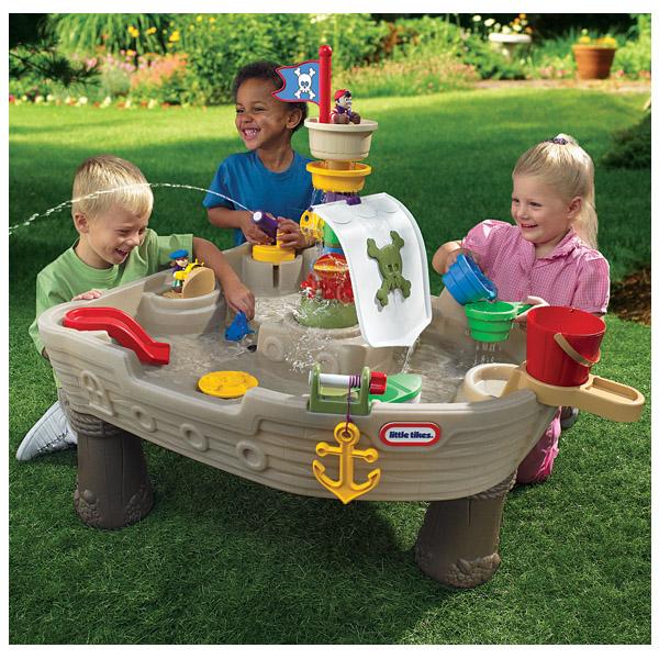 """Little Tikes 615924 Литл Тайкс Игровой стол """"Пиратский корабль"""""""
