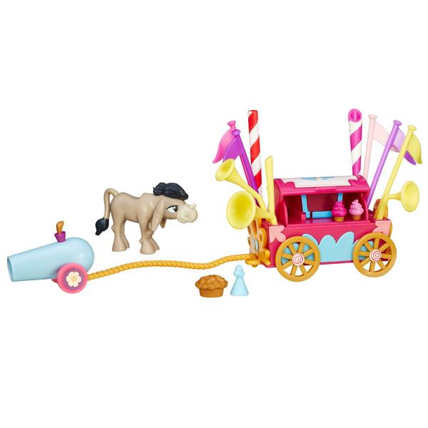 Hasbro My Little Pony B3597_9 Май Литл Пони Коллекционный мини игровой набор (в ассортименте)