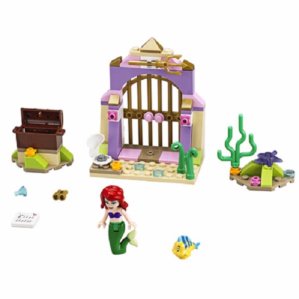 Lego Disney Princess 41050 Конструктор Лего Принцессы Дисней Тайные сокровища Ариэль