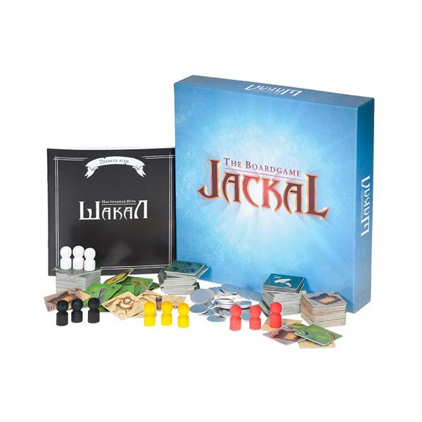 Magellan MAG00011 Настольная игра Шакал (обновленная версия)