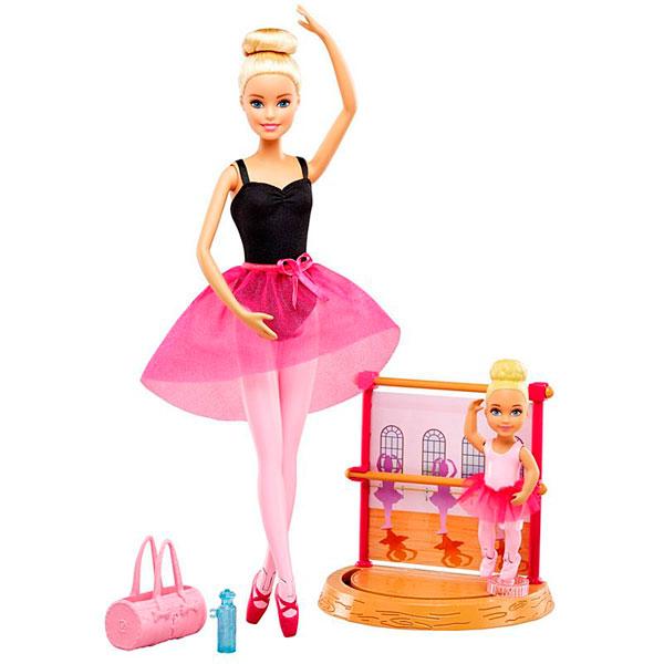 Mattel Barbie DXC93 Барби Балерина mattel mattel кукла ever after high мишель мермейд