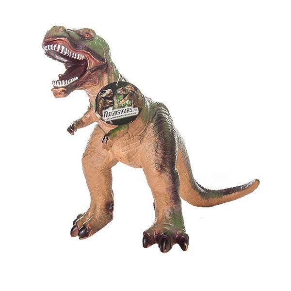 Megasaurs SV17872 Мегазавры Фигурка динозавра - Тираннозавр игровые фигурки megasaurs hgl фигурка динозавра стегозавр
