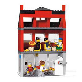 Lego City 7641 Конструктор Лего Город Городской квартал