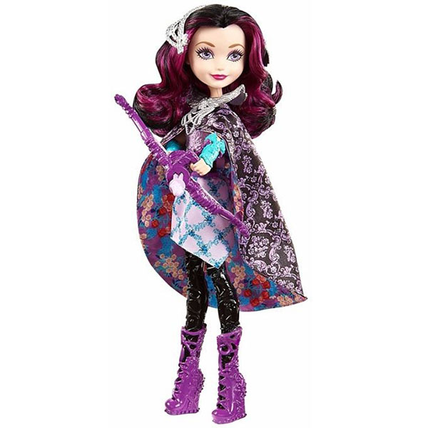Mattel Ever After High DVJ21 Волшебная лучница Рэйвен Квин mattel mattel кукла ever after high отступники фарра гудфэйри