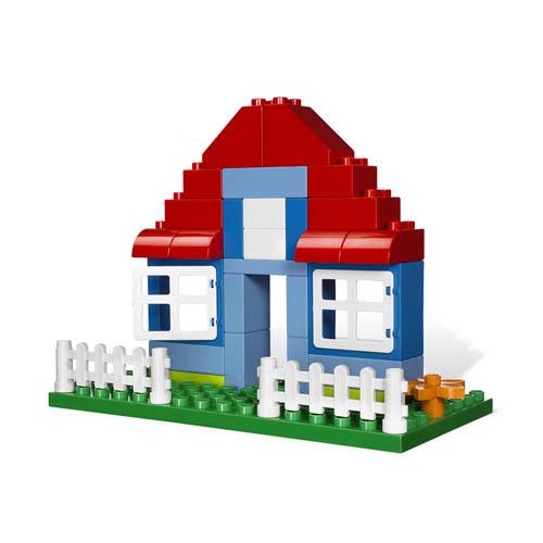 Lego Duplo 5507 Огромная коробка DUPLO