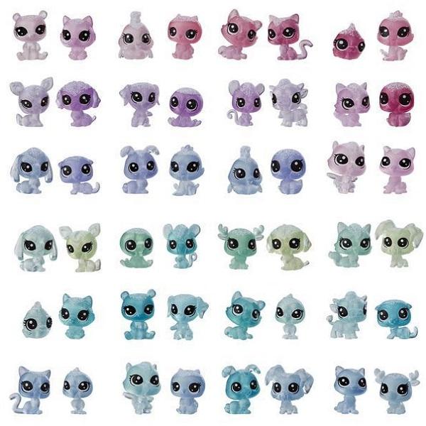 Hasbro Littlest Pet Shop E5482 Литлс Пет Шоп Петы-парочки Холодное царство hasbro littlest pet shop c0795 литлс пет шоп радужная коллекция 7 радужных петов