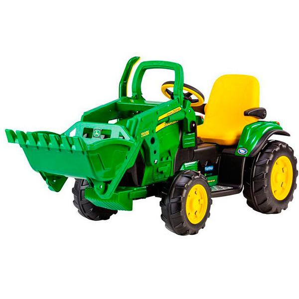 Детский электромобиль Peg-Perego OR0068 JD GROUND LOADER детский электромобиль peg perego ed1165 corral bearcat
