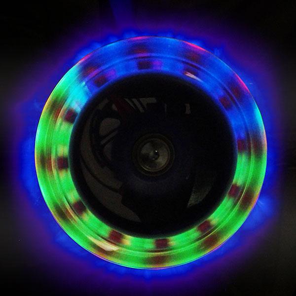 Самокат трехколесный Triumf active 06AHgr зеленый