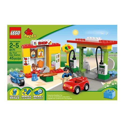 Lego Duplo 6171 Конструктор Заправочная станция