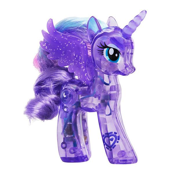 Hasbro My Little Pony B5362 Май Литл Пони Сияющие принцессы (в ассортименте) hasbro my little pony b5365 май литл пони малышка пони принцесса