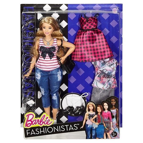 """Mattel Barbie DTF00 Игровой набор из серии """"Игра с модой"""""""