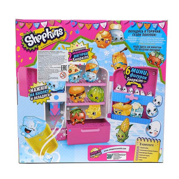 Shopkins 56014 Шопкинс Игровой набор Холодильник