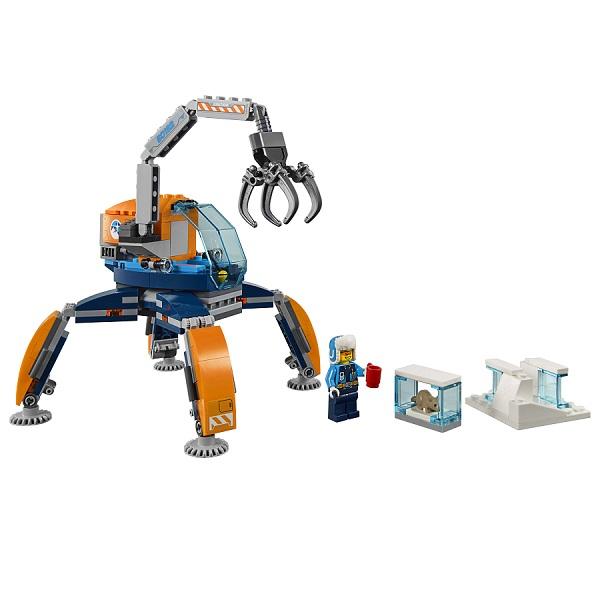 Lego City 60192 Конструктор Лего Город Арктическая экспедиция Арктический вездеход