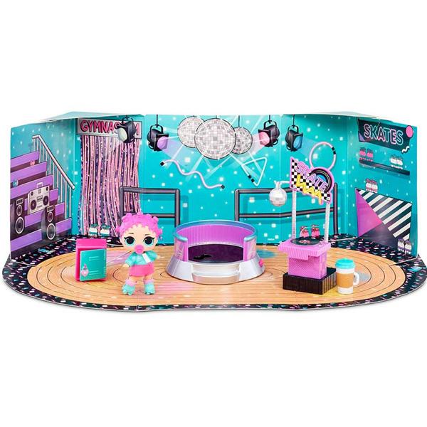 L.O.L. Surprise 567103 Игровой набор с мебелью Роллердром