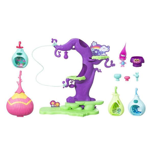 Hasbro Trolls C1306 Волшебное дерево троллей