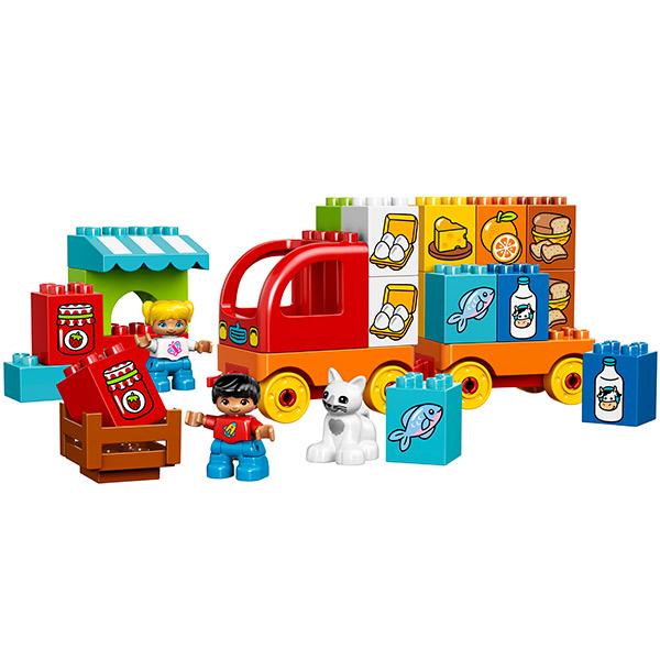 Лего Дупло 10818 Мой первый грузовик