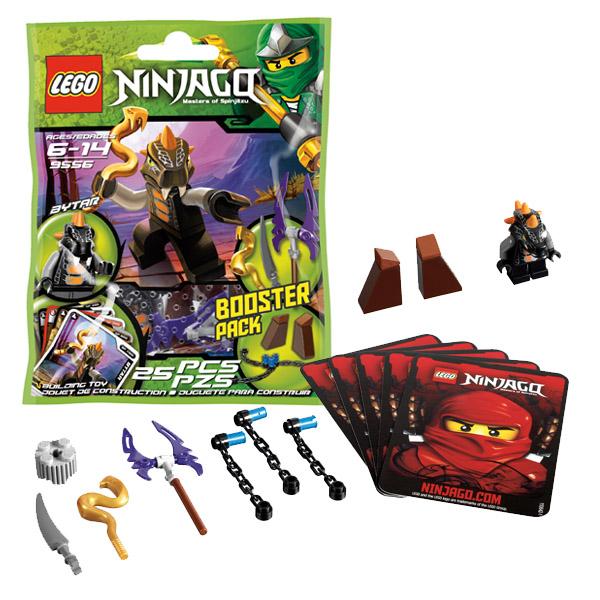 Lego Ninjago 9556 Конструктор Лего Ниндзяго Байта