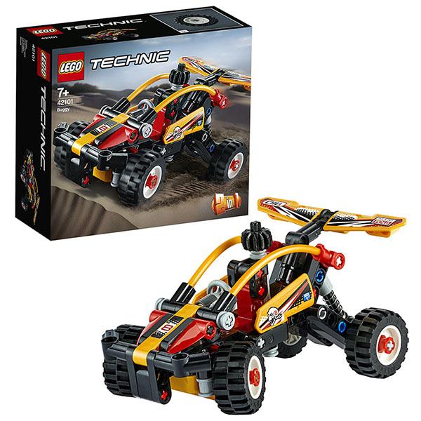 лучшая цена LEGO Technic 42101 Конструктор ЛЕГО Техник Багги
