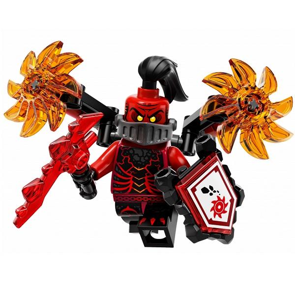 Lego Nexo Knights 70338 Конструктор Лего Нексо Генерал Магмар- Абсолютная сила