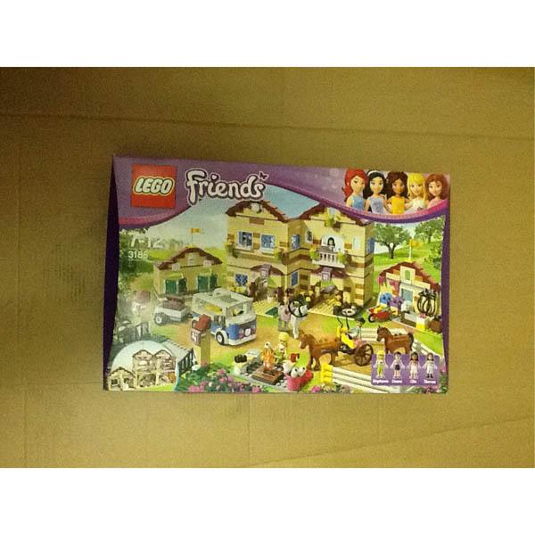 Lego Friends 3185_1 Конструктор Лего Подружки Школа верховой езды