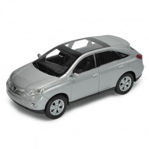 Welly 43641 Велли Модель машины 1:34-39 Lexus RX450H