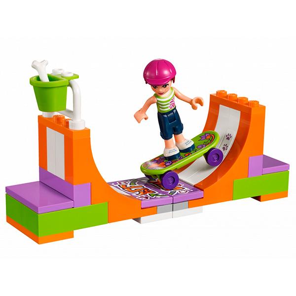 Лего Подружки 41099 Конструктор Скейт-парк Хартлейк сити