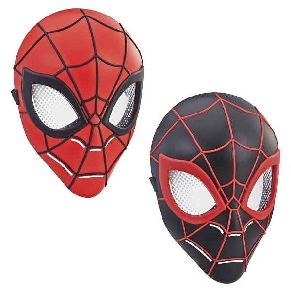 Hasbro Avengers E3366 Базовая маска Человека-паука (в ассортименте) тканевая маска из нового человека паука