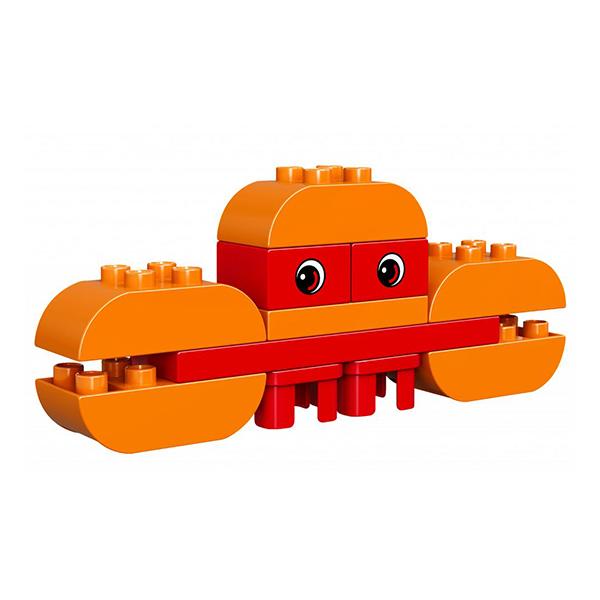 Lego Duplo 10853 Лего Дупло Набор деталей для творческого конструирования