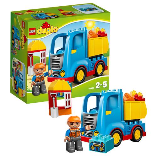 Lego Duplo 10529 Конструктор Грузовик