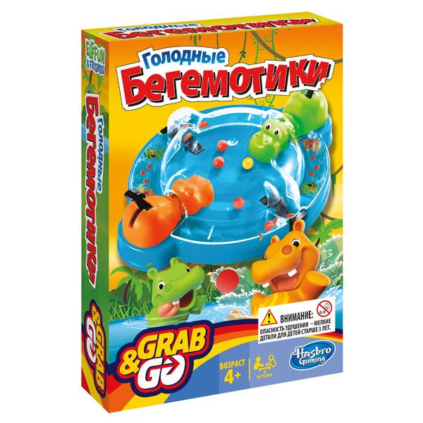 Other Games B1001 Дорожная игра Голодные бегемотики