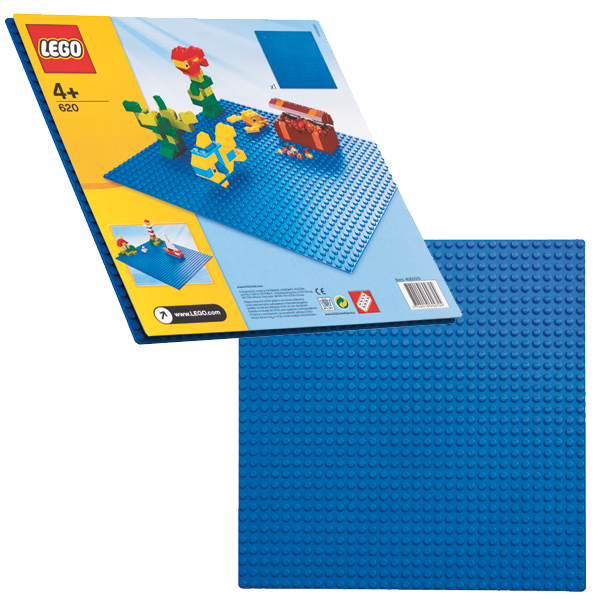 Конструктор Lego Creator 620 Конструктор Синяя строительная пластина
