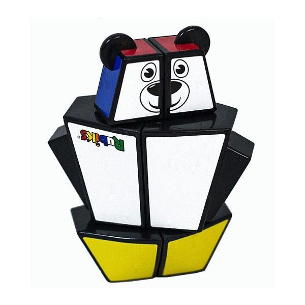 Rubiks KP5036 Мишка Рубика 3х2х1 (для детей 4+) игра головоломка rubiks кубик рубика 2х2