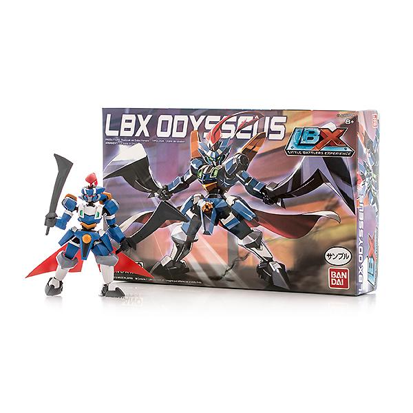 LBX 84860 Сборная модель Одиссей