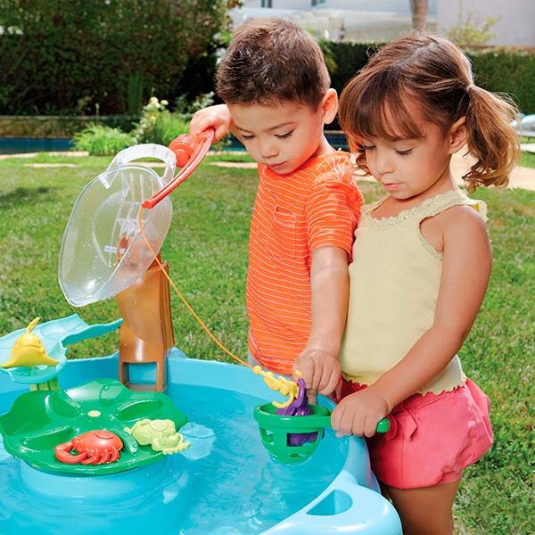 Little Tikes 637803 Литл Тайкс Игровой стол для игры с водой
