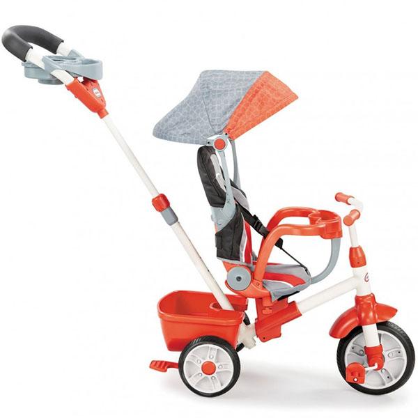 Little Tikes 639814 Литл Тайкс Велосипед 5 в 1 с откидной спинкой
