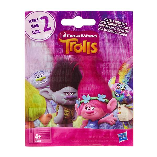 Hasbro Trolls B6554 Тролли в закрытой упаковке