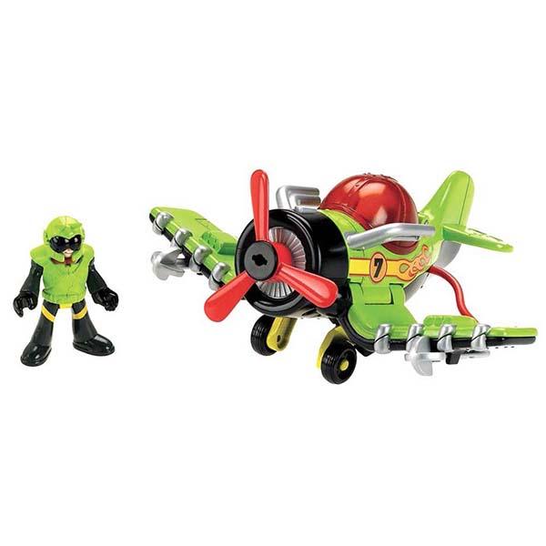 Mattel Imaginext T5308 Ассортимент самолётов
