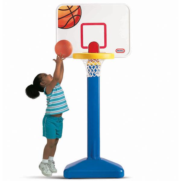 Little Tikes 616068 Литл Тайкс Баскетбольный щит, 183 см