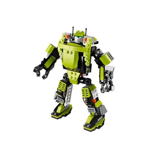 Конструктор Лего Криэйтор 31007 Конструктор Крутой робот (вертолёт/пикап)