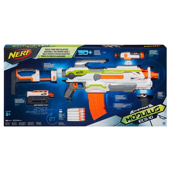Hasbro Nerf B1538 Нерф Бластер Модулус