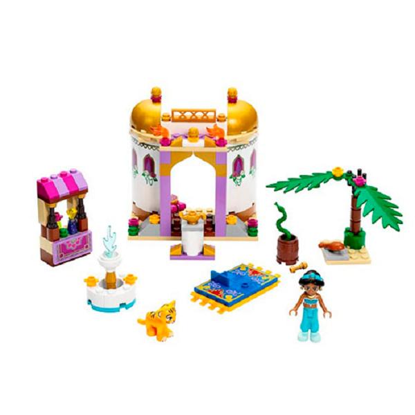 Lego Disney Princess 41061 Конструктор Лего Принцессы Дисней Экзотический дворец Жасмин