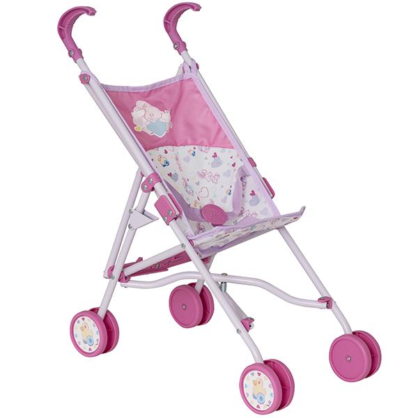 Zapf Creation Baby Born 1423626 Бэби Борн Коляска-трость (2020) цена и фото