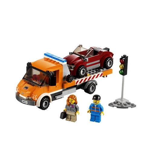 LEGO City 60017 Конструктор ЛЕГО Город Эвакуатор