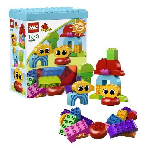 Конструктор Lego Duplo 10561 Лего Дупло Набор для самых маленьких