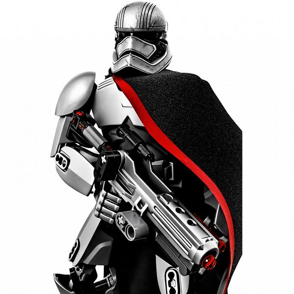 Lego Star Wars 75118 Конструктор Лего Звездные Войны Капитан Фазма