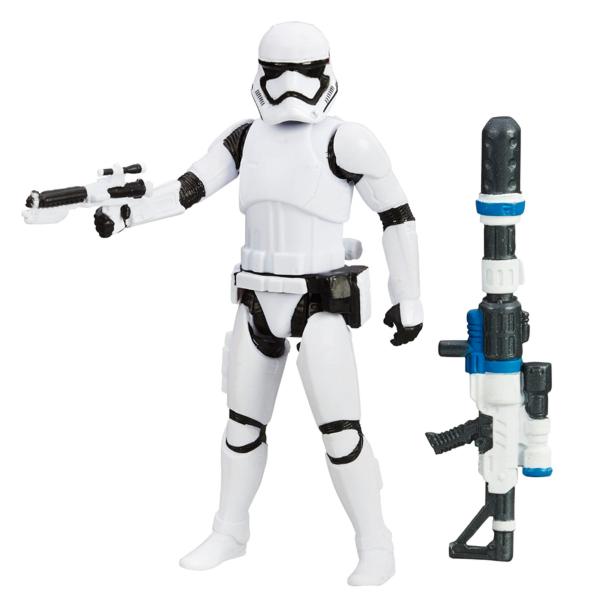Star Wars B3964 Звездные Войны Штурмовик Первого Ордена