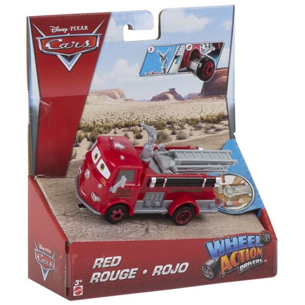 Mattel Cars DVD28 Большой Фрэнк (в ассортименте)