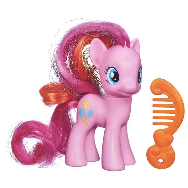 Hasbro My Little Pony A9972 Пинки Пай с аксессуаром мульти пульти мягкая игрушка принцесса луна 18 см со звуком my little pony мульти пульти